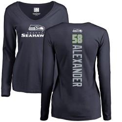 Limited Men's 12th Fan Silver Jersey - Football Seattle Seahawks 100th Season Inverted Legend