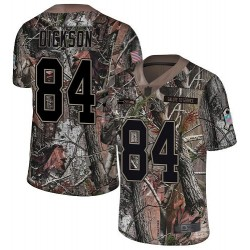 Limited Youth Ed Dickson Camo Jersey - #84 Football Seattle Seahawks Rush Realtree