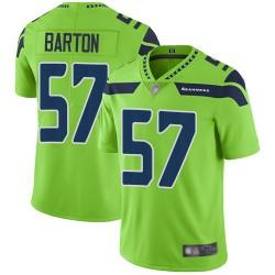 Elite Men's Cody Barton Green Jersey - #57 Football Seattle Seahawks Rush Vapor Untouchable
